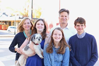 Curran Family - November 2017
