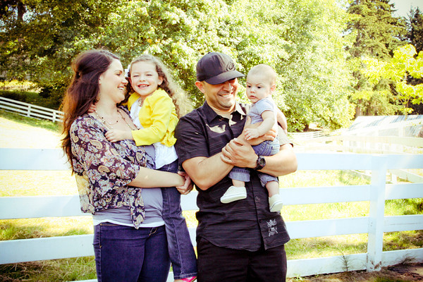 Perez-Guerrero Family