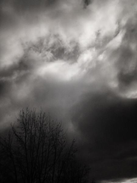 Sky, Campbell, California, 2004