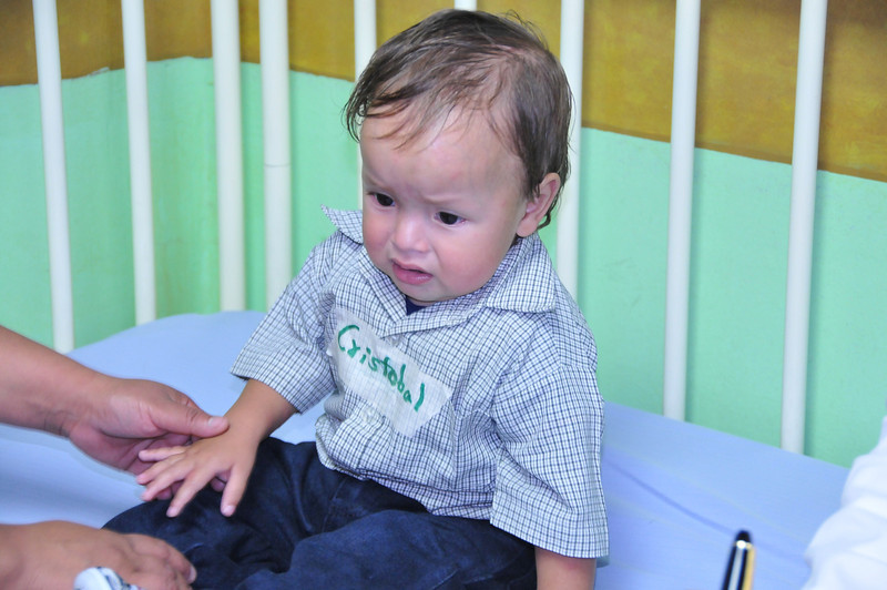 Case 10: Cristobal Eduardo Velasquez.  Michigan patient doing well