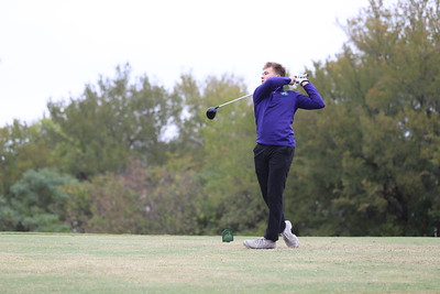 October 19, 2020 - Golf tournament