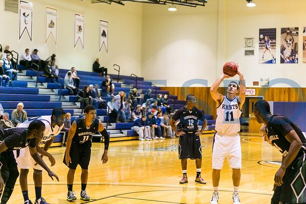 Men's Basketball (Photos by JB '13)