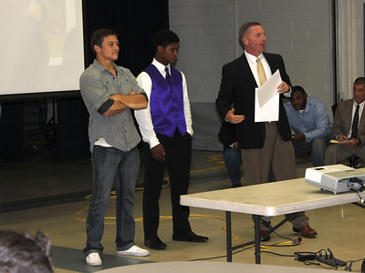 Varsity Football Awards