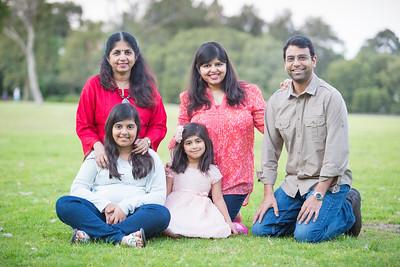 Sandesh-Ashika Family