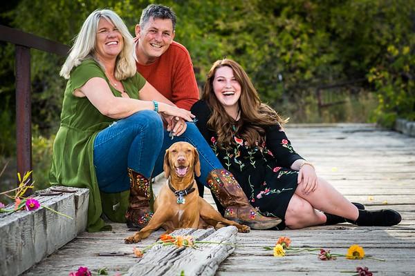 Varoz Family Portrait