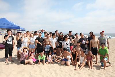 2016 HYM Beach Fun Day July