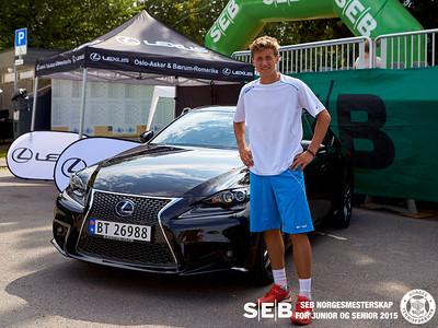 Norwegian Championships 2015