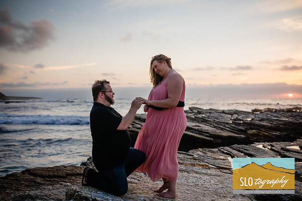 Dawn+Jack ~ Engaged!