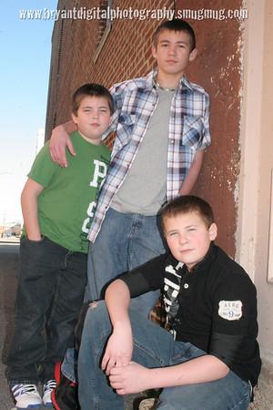Boys Portraits 02/2012