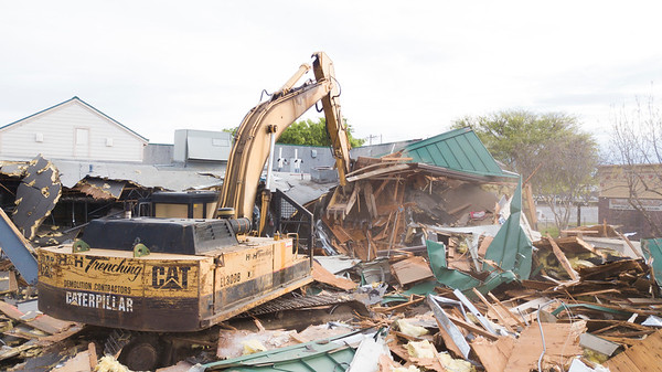 Demolition Photos
