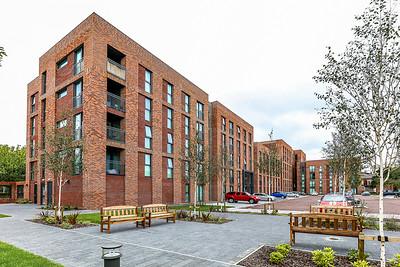 Blockleys S01 and Wrekin Dark Red Clockworks Manchester