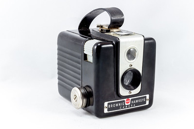 Kodak Brownie Hawkeye, 1949