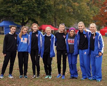 LB Girls' XC Tiffin Regional Tournament (2019-10-26)