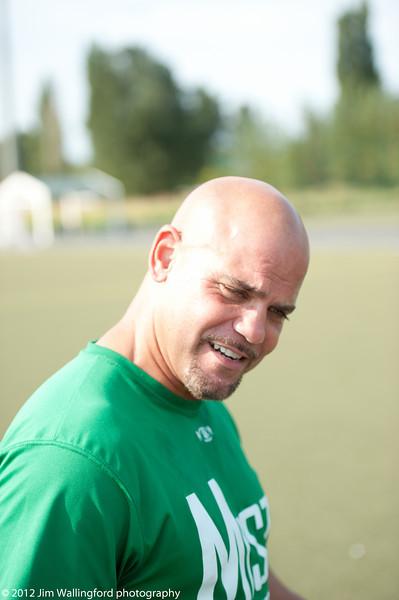 Seattle Mist training camp 9-25-12