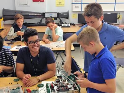 STEM / Robotics Session 2