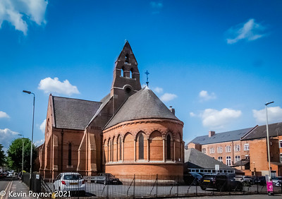 Churches of Central Leicester