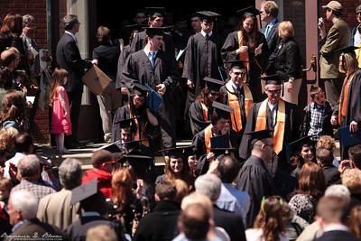 Dan Cristelli's Graduation