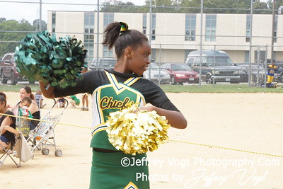 09-08-2012 Montgomery Village Sports Association Cheerleading, Photos by Jeffrey Vogt Photography