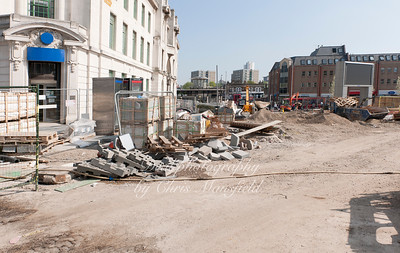 Rebuilding General Gordon square