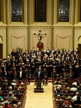 UConn Festival Chorus - Opera for the Masses