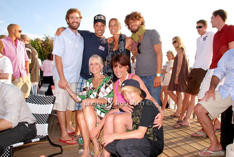 Top- Greg, Zach Bliss, Summer Strauch and Rob McKinley Bottom-Tony Strauch, Krstin Biorn and Taylor Mackall
