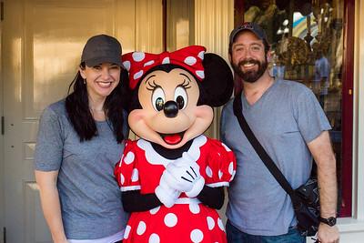 Disneyland, 2018