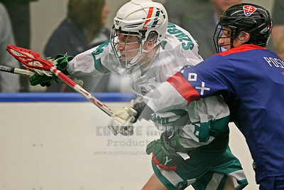 9/25/2019 - Playoff - Slovakia vs. Ireland - Langley Events Centre (Fieldhouse), Langely BC, Canada