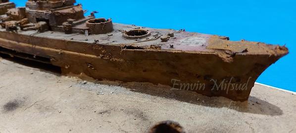 Bismarck  - The Wreck
