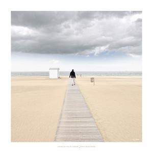 la Côte des dunes de Flandres...