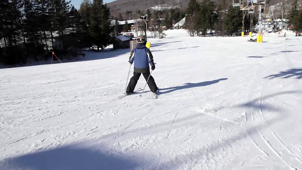 Con and Coop Skiing