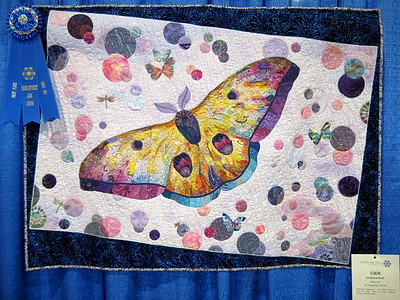 Large Art Quilts