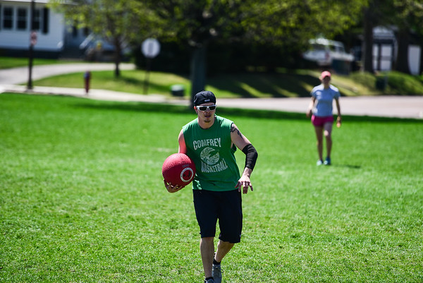 Special Olympics Kickball