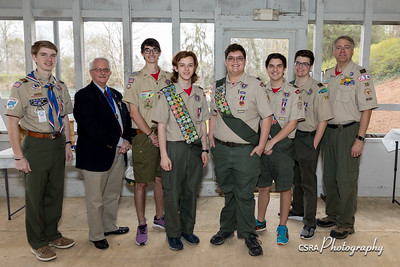 Fisher Eagle Scout Court of Honor 3-10-18