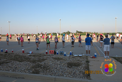 Band Camp 2012 - Day 7