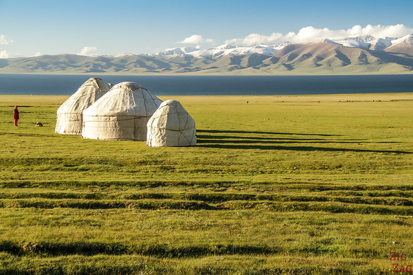 The Kyrgystan Nomad Life