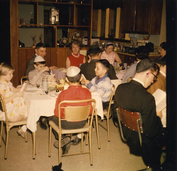 34-Archie, Eunice, Jan-Loeb Seder.jpg