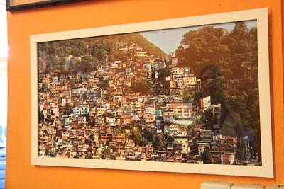 Santa Marta Favela......Rio de Janeiro