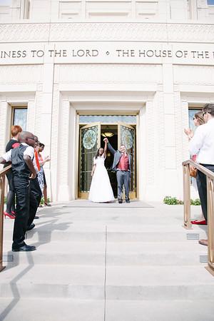 Vanessa & Garrett Wedding