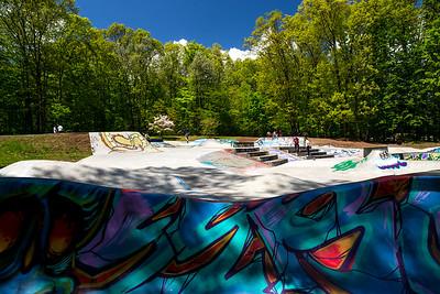 New Britain Skate Park