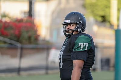 Tigard HS Freshman Football vs Oregon City 2018