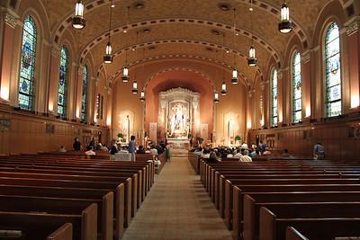 5.2011 Baccalaureate Mass