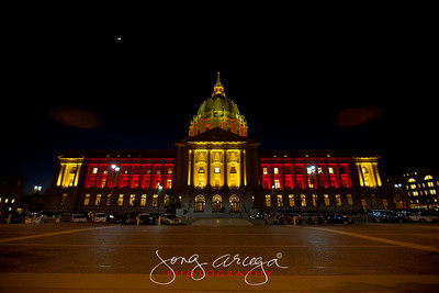 2012 San Francisco City Hall