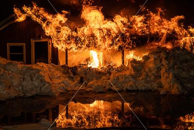 Excess Disposal Fire  02-20-2019