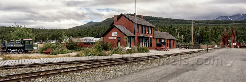 Carcross Railway Station