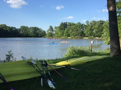 On-Water Training