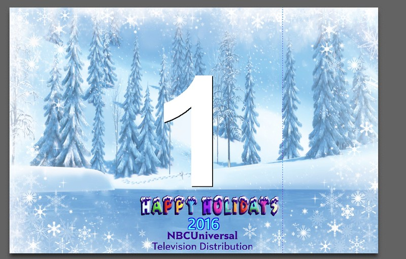 NBC UNIVERSAL Holiday Party