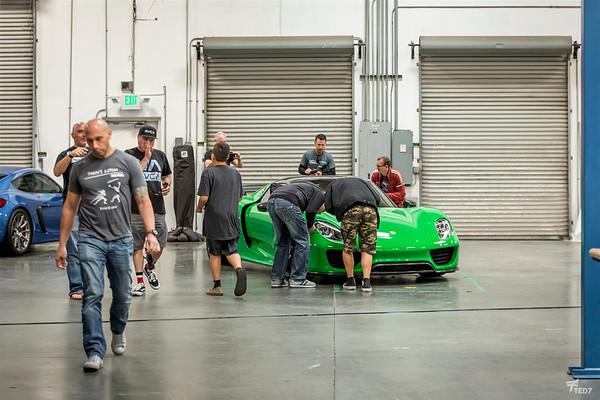 HRE Experience Event | Porsche