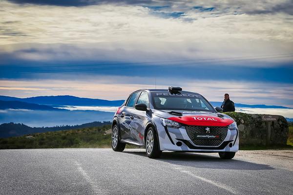 Peugeot  Rally Cup Iberica 2020