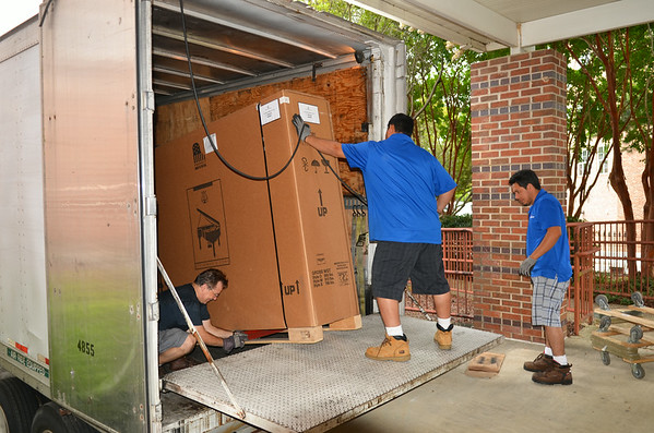 Steinway Piano Delivery July 2014
