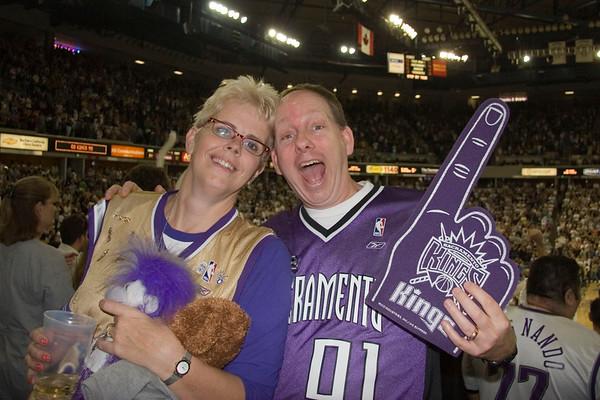 Playoffs! Kings vs. Spurs, April 28, 2006